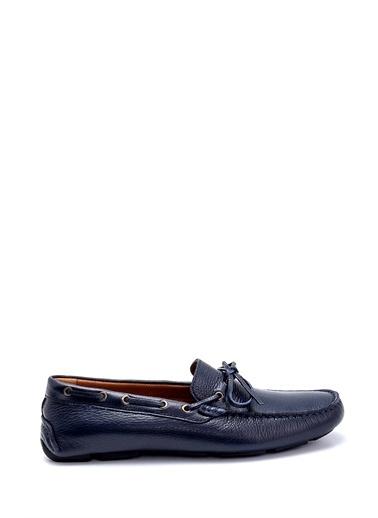 Derimod Erkek Loafer(3950) Casual Lacivert